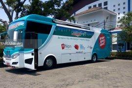"Selama tiga hari, KPK ""roadshow"" bus antikorupsi di Surabaya"
