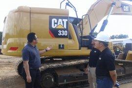 Trakindo luncurkan hydraulic excavator kelas 30 ton