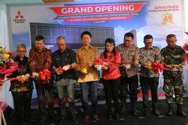 Tingkatkan pelayanan SIngbebas, Mitsubishi Motors resmikan diler baru di Kota Singkawang