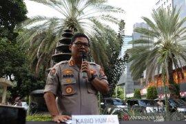 "Trio tersangka ""ikan asin"" resmi ditahan di Rutan Polda Metro Jaya"