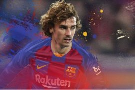 RESMI !! Barcelona tuntaskan transfer Antoine Griezmann