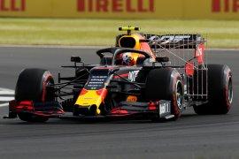 Pebalap Gasly puncaki sesi latihan FP1 GP Inggris