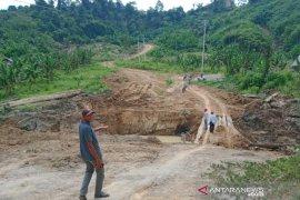 Pemerintah bangun jembatan di pedalaman Aceh Utara, agar mudah angkut hasil pertanian