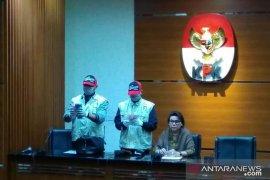 KPK tahan Gubernur Kepri bersama tiga orang lainnya