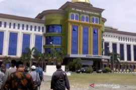 Komisi VIII DPR-RI catat kekurangan di Embarkasi Medan (video)