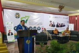 Kembali Wali Kota Sibolga raih penghargaan