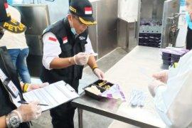 PPIH periksa keamanan makanan jamaah calon haji