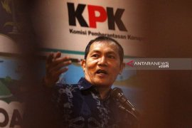 Pimpinan KPK belum bisa komentari penggeledahan di Surabaya