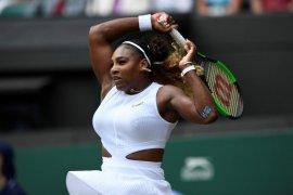 Final Wimbledon pertemuan ke-11 Serena dan Halep