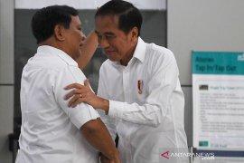 Gerindra: bertemunya Jokowi-Prabowo merupakan pertemuan kebangsaan