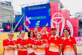 Indonesia bergema di ajang World Cup Cricket di London