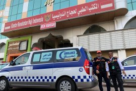Kantor Kesehatan Haji Indonesia di Mekkah siap layani jamaah