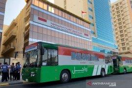 1.300 JCH bergerak dari Madinah menuju Mekkah