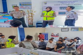 Banjarbakula's BRT drivers tested with SIM simulator
