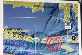 Gempa 5,5 SR guncang Sumbawa dan Bali