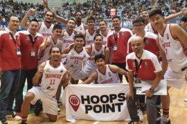 Indonesia menangi laga pertama di William Jones Cup