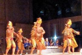 Esa Olai meriahkan festival tari daerah se-Kalsel