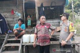 Tim gabungan tertibkan tambang ilegal di perairan Bangka Selatan
