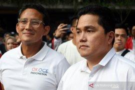 Pengamat sebut Erick Thohir berpotensi duduki kursi  menteri