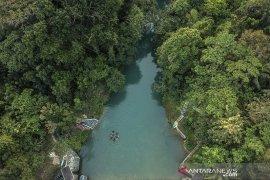 Wisata alam sungai Citumang