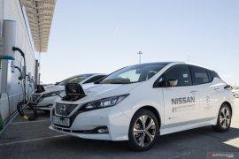 Mobil listrik Nissan LEAF tiba di Australia