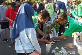 FKH allot thousand green trees for free