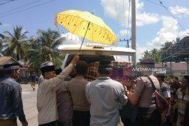 Seorang warga Aceh Singkil meninggal diduga korban  penembakan