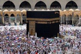 Saudi tangguhkan sementara pelayanan umrah untuk cegah corona