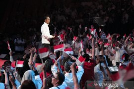 Lima janji Jokowi lima tahun ke depan