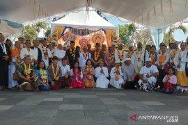 """Festival """"Jagannatha Ratha Yatra Nusantara"""" mendoakan kejayaan NKRI"""