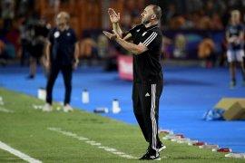 Pelatih Aljazair bangga  pada mentalitas pemain