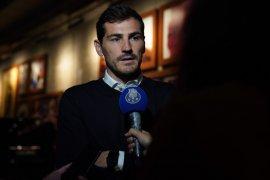Casillas jadi staf pelatih Porto sambil jalani proses pemulihan