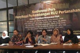 RUU Pertanahan, ditentang petani didukung real estat