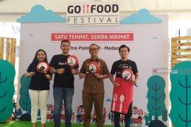 Go-Food  Festival hadir di Kota Medan