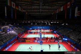 Kento Momota targetkan juara Indonesia Open 2019