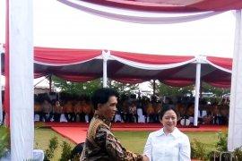 Bupati Belitung Timur tidak disediakan tempat duduk di acara puncak Harganas XXVI