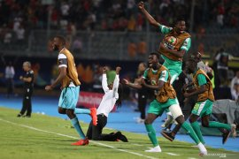 Beruntung, Senegal ke final Piala Afrika berkat gol bunuh diri Tunisia