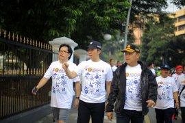 """Dedie Rachim ingin """"Bhayangkara Bogor Batik Run"""" jadi agenda tahunan"""