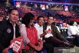 Pertemuan Jokowi-Prabowo cerminkan empat pilar kebangsaan