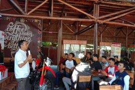 Astra Motor sukses gelar Nobar MXGP Roadventure CRF150L Serie Semarang