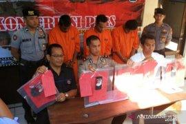 Operasi Pekat Agung, Polres Jembrana tangkap tiga pencuri