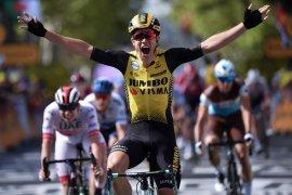 Etape 10 Tour de France milik Wout Van Aert