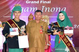 Zainuddin - Nita Ariska Duta Wisata Aceh Timur 2019