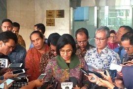 Sri Mulyani: Risiko Indonesia lebih kecil terdampak perang dagang