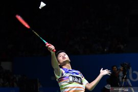 Indonesia Open 2019, Anthony Ginting tersingkir