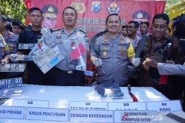 Polisi Bangkalan tangkap kawanan begal Jembatan Suramadu dan UTM