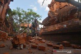 Gempa rusak 24 bangunan di Bali (video)