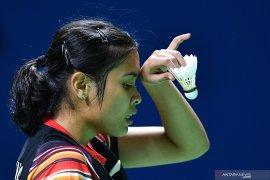 Grego ditaklukkan Ratchanok, Indonesia kehabisan wakil tunggal putri di Indonesia Open