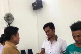 Pemkab Bangka Tengah bagikan 468 sertifikat tanah