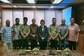 Bupati Madina dan Menteri LHK bahas program pembangunan kehutanan sosial